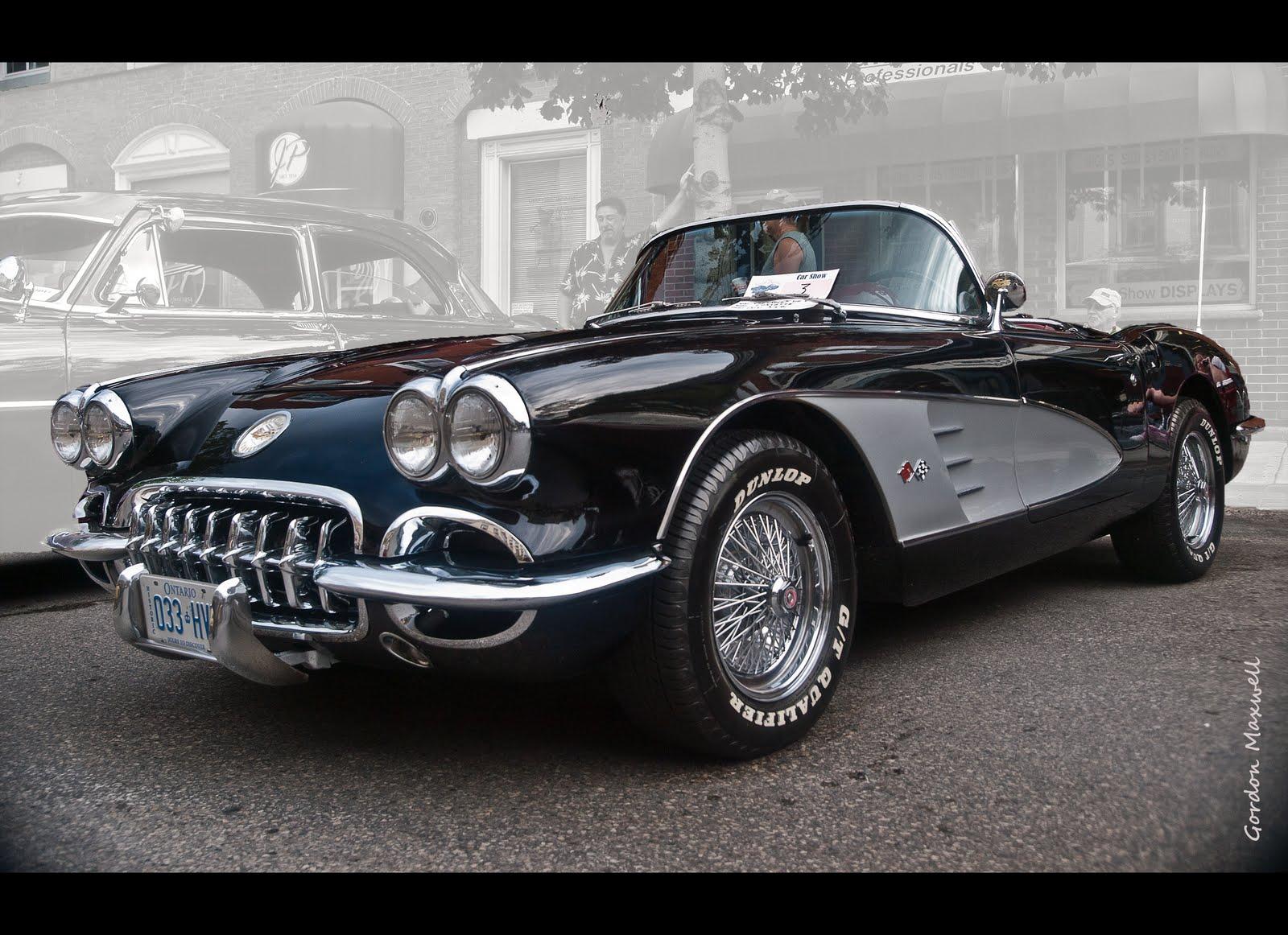 1960corvette   Autos Post