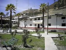 Plaza de Armas Allauca