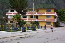 Plaza de armas de Yauyos