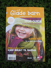 Glade barn i barnehagen.