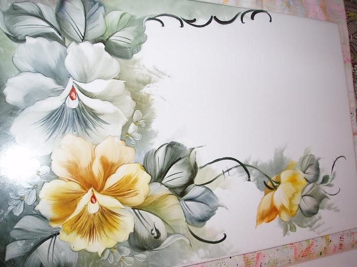 azulejo pintado
