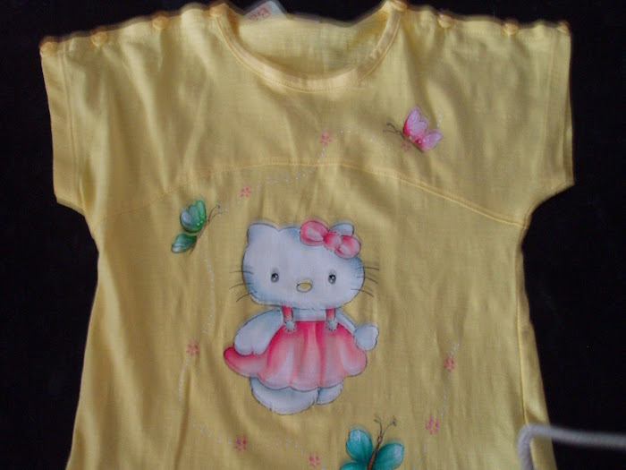 camisola da kitty da Juliana