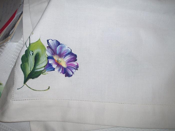 pormenor da toalha de camilha