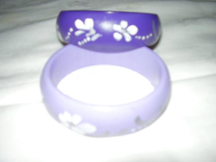 pulseiras pintadas a mão