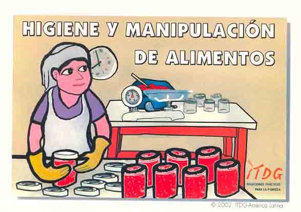 Manipulaci n de alimentos taringa - Higiene alimentaria y manipulacion de alimentos ...