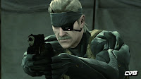PS3 - MGS4 - Metal Gear Solid 4