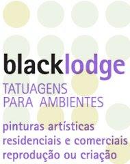 .BlackLodge. pinturas artísticas.
