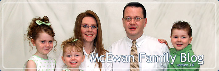 B&K McEwan Family Blog