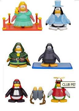 Price of club penguin toys direccion