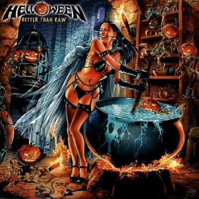 HELLOWEEN (1998)+-+Helloween+-+Better+Than+Raw