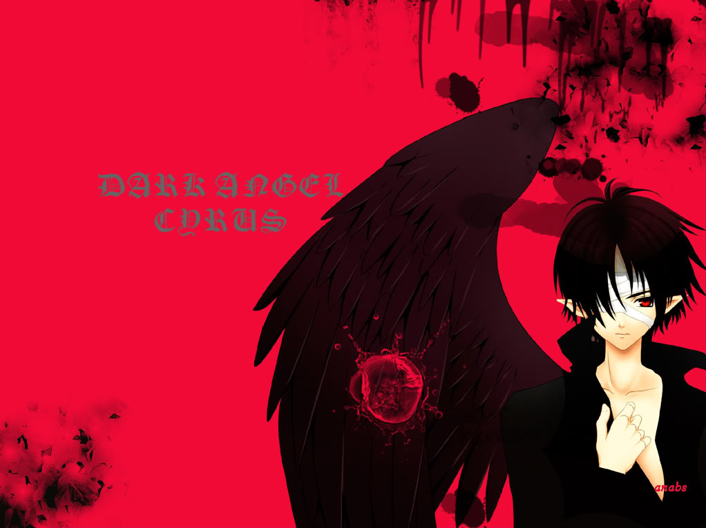 wallpaper emo angel. emo anime boy angel. wallpaper
