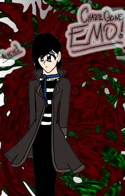 Emo anime
