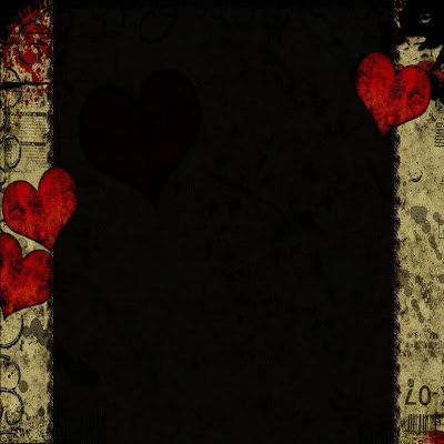 EMO Background for TWITTER