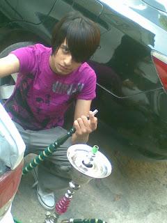 Emo Boy Photo