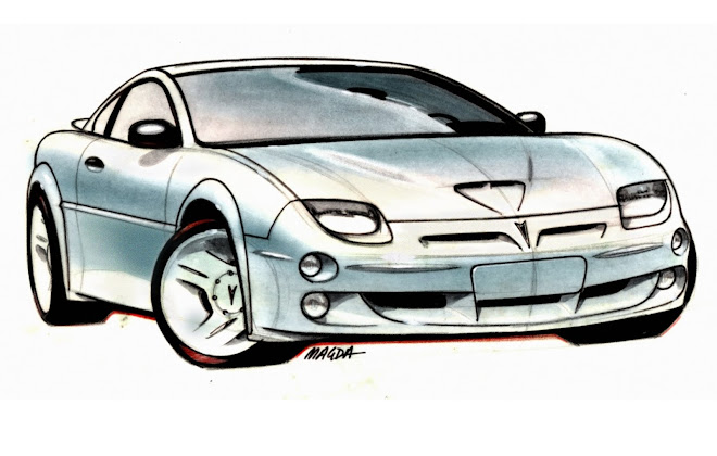 1999 pontiac sunfire GT proposal