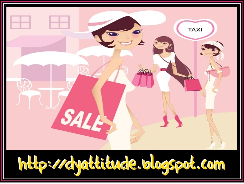 New blogshop - dyattitude