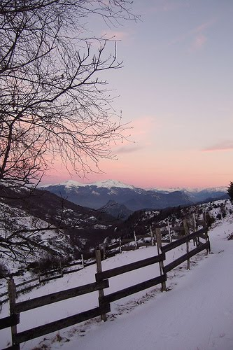 The Ariege in Winter