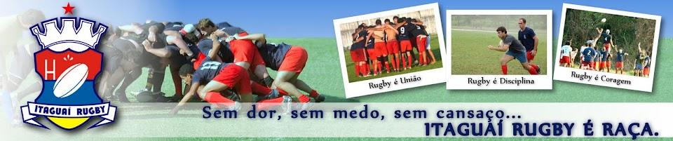 Itaguai Rugby - sem dor, sem medo, sem cansaço