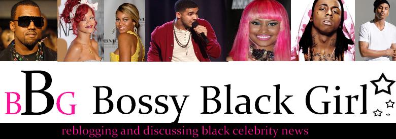 Bossy Black Girl