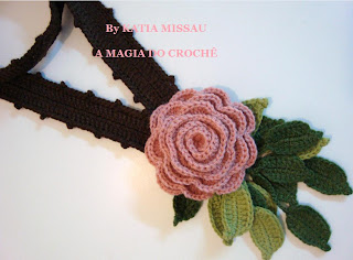 leaves+rosa+env 2012 Yeni Bayan Atkı ve Boyunluk Modelleri