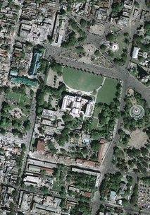 Haiti Pictures from Satellite