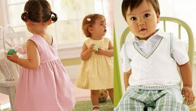 ropa niños