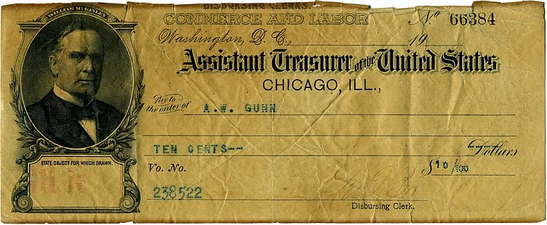 Treasurer Of The United States. United States in Chicago,