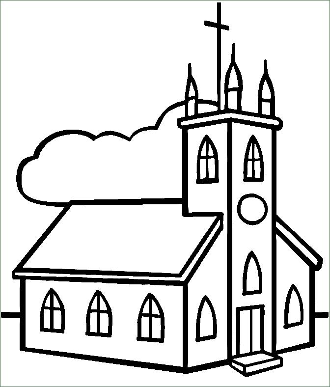 Familia Católica: Páginas para Colorear de iglesias