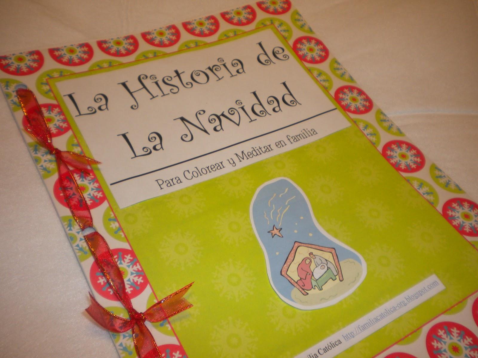Familia Católica: Librito para colorear y meditar en familia sobre ...