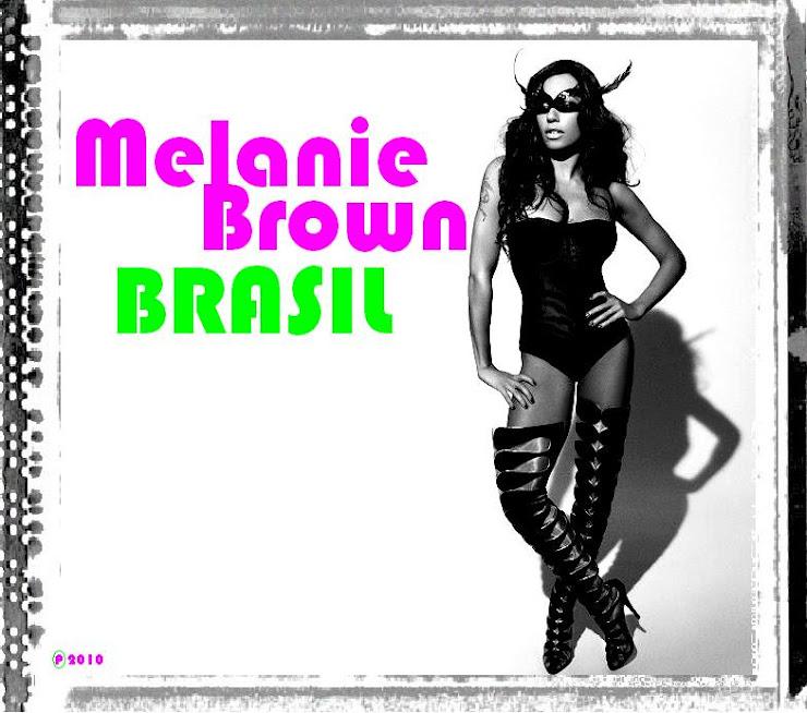Melanie Brown Brasil