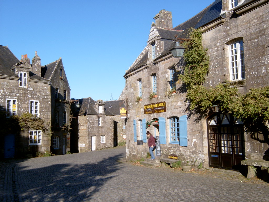 Relocation To France Made Easy The Beautiful Village Of Locronan