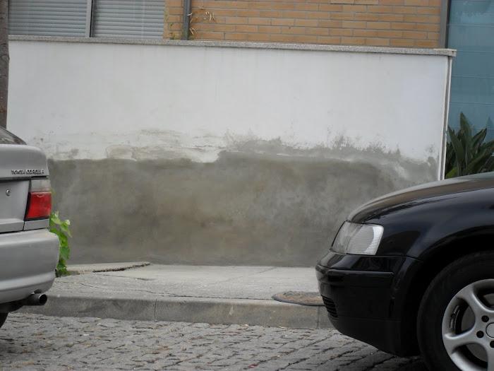 muro depois de reparado