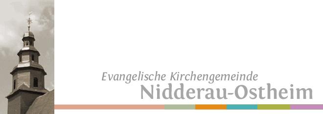 Evangelische Kirchengemeinde Nidderau-Ostheim
