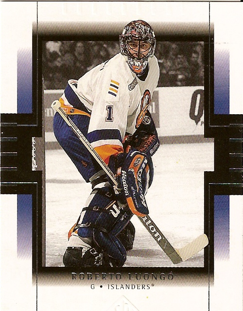 Collecting For Kicks The Goalie Project Luongo Part 1