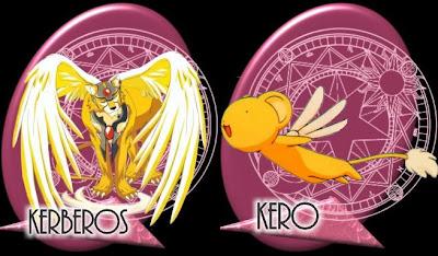 sakura card captor Kerberos