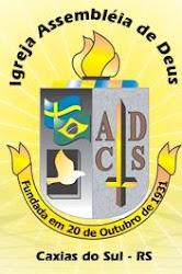 Visite o site da Igreja Evangélica Assembléia de Deus de Caxias do Sul - Pastor Presidente João Lun
