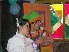 Año 2000 Encuentro de Diego y Gaby