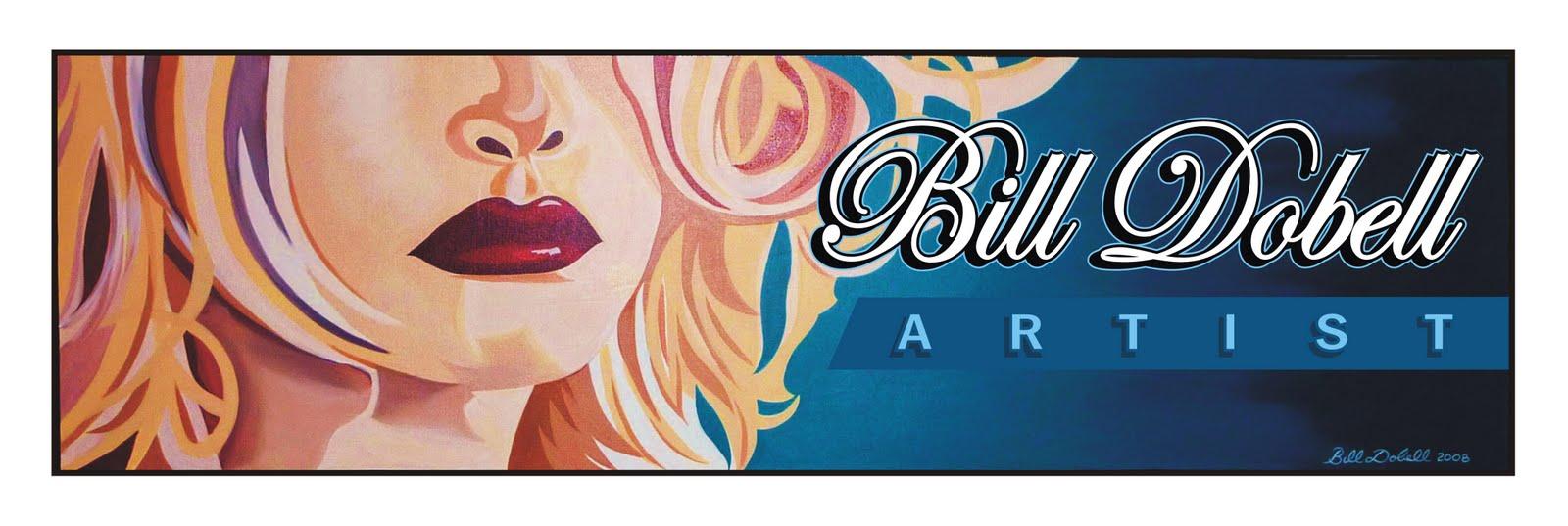 bill dobell artist