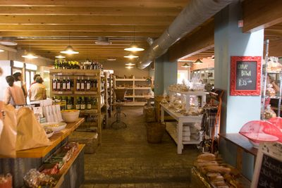 The Foodbarn Restaurant Menu