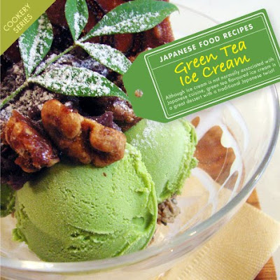 Japanese Green Tea Ice Cream Recipe