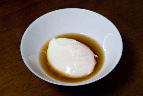 Onsen Tamago (Hot Springs Egg) recipe - Japanese-style breakfast