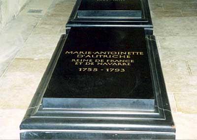 Rhondamum marie antoinette nov 2 1755 oct 16 1793 - Marie antoinette grave ...