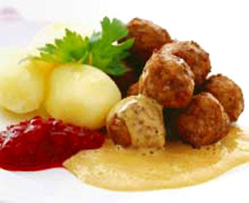 how to make ikea swedish meatball sauce
