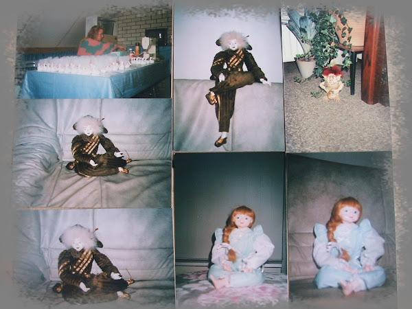Meine ersten Puppen