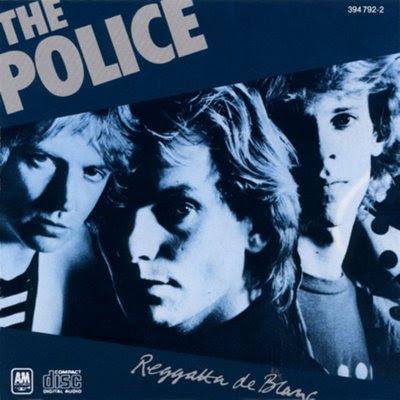 Les disques de rock à avoir toujours sur soi. The+Police+-+Reggatta+De+Blanc