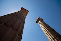 Columnas del Parque España
