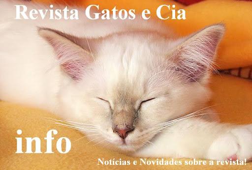 Revista Online Gatos e Cia - INFO