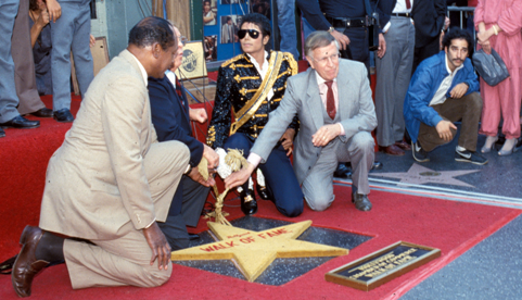1984 Hollywood Walk of Fame Star
