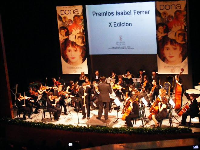 Proyecto III Concierto 8 de marzo de 2008