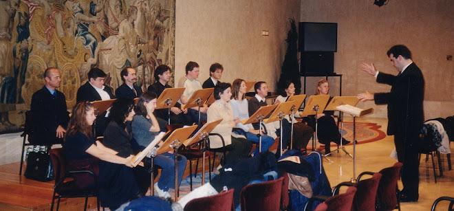 Coma 2001 - Teatro Real de Madrid